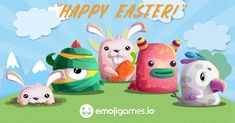 """Branded-mini-Game Easter Promotion """"Match And Hatch"""" Easter Games, Mini Games, Happy Easter, Landing, Easter Eggs, Campaign, Super Cute, News, Check"""