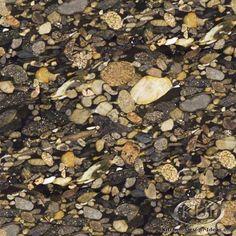 Black Mosaic Gold granite