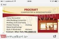 ProCraft Carpentry & Renovations