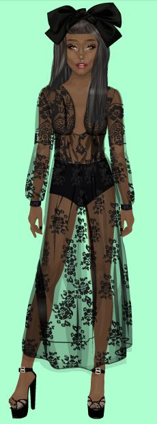 CuteRockybalboa #stardoll #gowndress