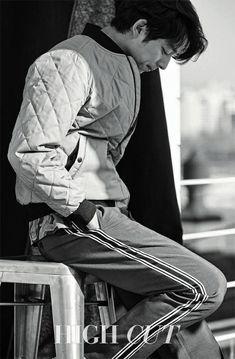 Gong Yoo - High Cut Magazine vol. Gong Yoo High Cut, Gong Yoo Coffee Prince, Goong Yoo, Goblin Gong Yoo, Korean Military, Yoo Gong, Kyung Hee, Best Boyfriend, Lee Min Ho