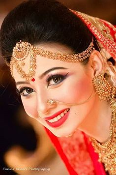 Bangladesh Bengali Bride