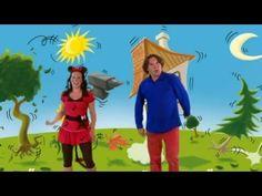 Detlev Jöcker: Das Flummilied (Mitmach- und Bewegungslied) - YouTube
