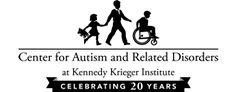 Center for Autism and Related Disorders 20th anniversary logo