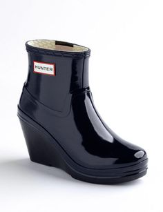 HUNTER Aston Short Rain Boots