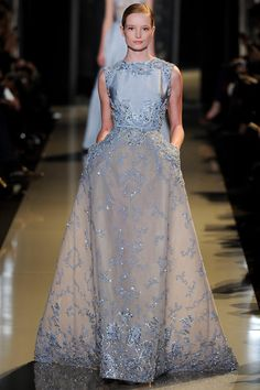 Elie Saab Spring 2013 Couture, PFW