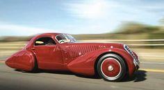 Alfa Romeo Viotti coupe1930s