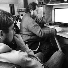 Men at work #yeallow #homebred