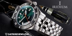 IRIDIUM Torpedo 1 Summer Shades, Hand Bracelet, Tropical Vibes, 316l Stainless Steel, Rolex Watches, How Are You Feeling, Accessories, Jewelry Accessories