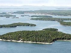 Spruce Island - A Private island for large or small gatheringsVacation Rental in Deer Isle - Stonington from @homeaway! #vacation #rental #travel #homeaway