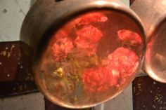 color power # kitchen colour # ranuncoli