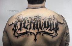 Skull, Writing, Type, Tattoos, Tatuajes, Tattoo, Being A Writer, Tattos, Skulls
