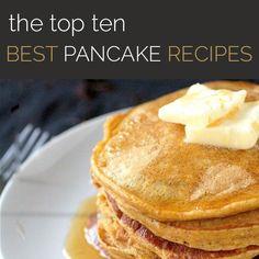 Top 10 best pancake recipes