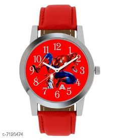 Watches Excel Premium Quality  Watches for  Boys & Girls Strap material: Rubber Display: Analogue Multipack: 1 Sizes:  Free Size Country of Origin: India Sizes Available: Free Size   Catalog Rating: ★4.2 (481)  Catalog Name: Excel Premium Quality Watches for Boys & Girls CatalogID_1136660 C63-SC1197 Code: 422-7120474-