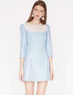 Paulina Pearl dress