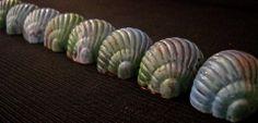 Snail Line-Up www.alicebentleychocolates.com