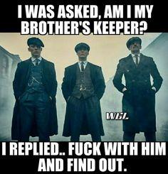 peaky blinders quote