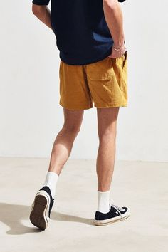 Slide View: 3: UO Maximus Corduroy Short