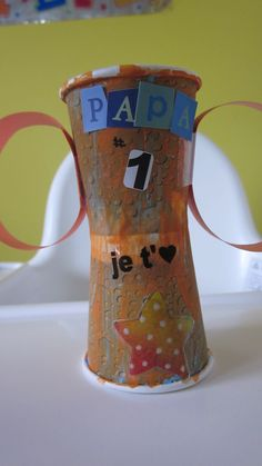 Evan, Thing 1, Father's Day, Projects