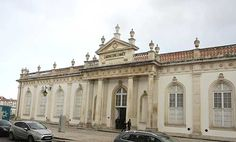 Museum of Science, Coimbra, Portugal.