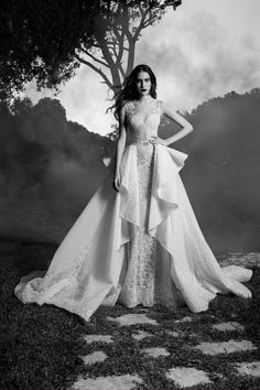 Zuhair Murad Bridal Fall 2016 Collection Photos - Vogue