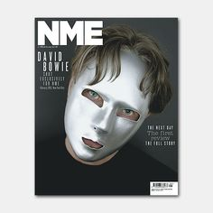 Check out David Bowie on the cover of NME