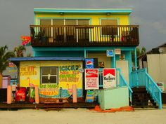 Time Square  Bazaar Ft Myers Beach, FL