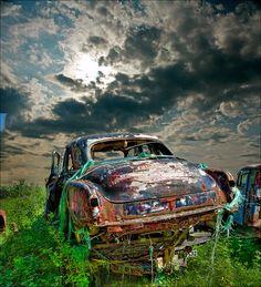 old car..#jorgenca                                                                                                                                                                                 More