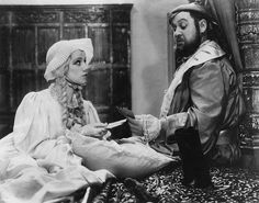 The Private Life of Henry VIII. Elsa Lanchester and Charles Laughton Henri Viii, Elsa Lanchester, Anne Of Cleves, Fiction, Old Hollywood Style, King Henry Viii, Tudor History, Private Life, Best Actor