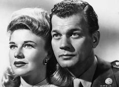 """""""I'll Be Seeing You"""" 1944 - Ginger Rogers and Joseph Cotten"""