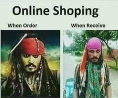 Online shopping: vision vs reality