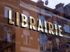 #bls #blssign&print #blssignenprint #sign #print #raamfolie #raambelettering #librairie #goud #gold