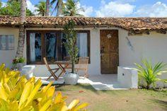 Bangalô 06 « Hotel Fazenda Cala & Divino – Praia do Espelho – Bahia – Brasil