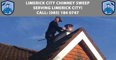 Looking for a chimney cleaner in Limerick City. Call us today on 0851840747 or visit our website to learn more about our chimney cleaning service in Limerick!