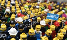 One of the biggest viral videos at the moment is a campaign created by Greenpeace and featuring LEGO and Shell.