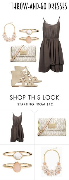 """""""Chilling"""" by dolenka ❤ liked on Polyvore featuring Marc by Marc Jacobs, Michael Kors and Accessorize"""