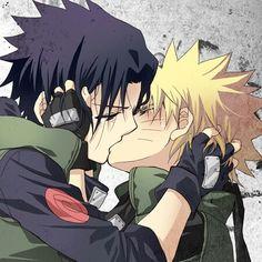 YAOIIIII @pureloser   Muahhahaha  I love this  Sasunaru , naruto , anime , sasuke