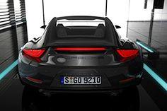 The Porsche 921 Vision Design Concept Revives the 928