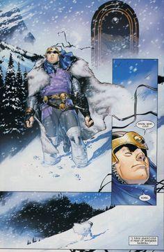 scans_daily | Hail Balder! A prince of Asgard!