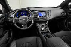 2015 Chrysler 200 - Interior