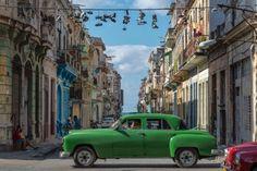 Ha Habana, Cuba -Centro Habana