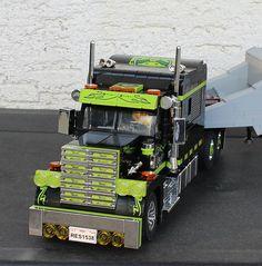 Black Custom Truck | by legopettho