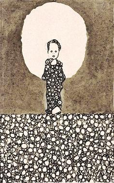 Egon Schiele, inner child 1909