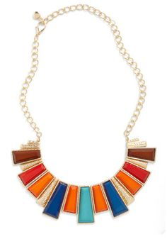 Solstice Searching Necklace, #ModCloth
