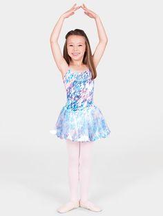 Gymboree Size 14 Ballet Shoe Top LET/'S DANCE White Pink Glitter Pointe Girls New