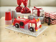 Fire Engine Cake | Betty Crocker
