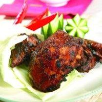AYAM BAKAR SAUS TIRAM http://www.sajiansedap.com/mobile/detail/11487/ayam-bakar-saus-tiram