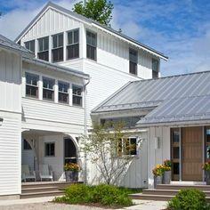 Northern Michigan Treasure - contemporary - exterior - grand rapids - Scott Christopher Homes
