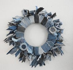 For the Denim Lover  A One of a Kind Upcycled by LizandLaurie, $30.00