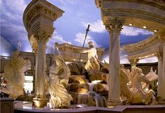 Forum Shops at Ceasar's Palace